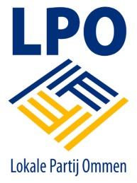 Logo Lokale Partij Ommen